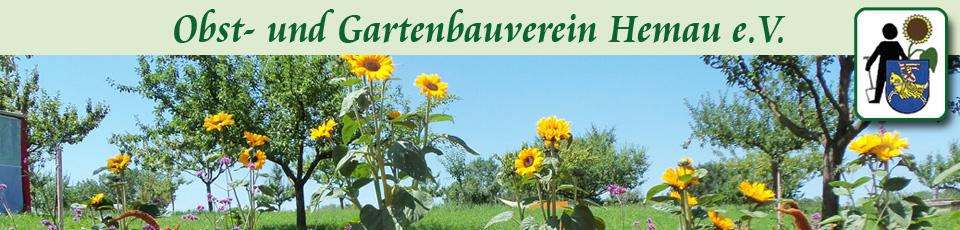 Obst- und Gartenbauverein Hemau e.V.
